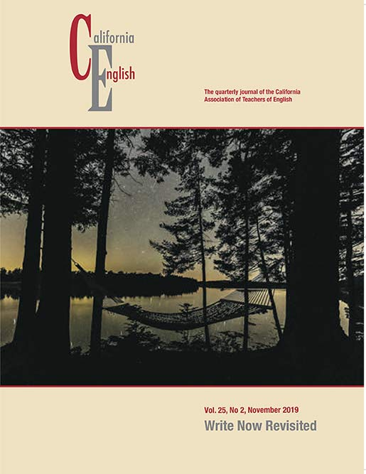 California English, the Quarterly Journal of the California Association of Teachers of English